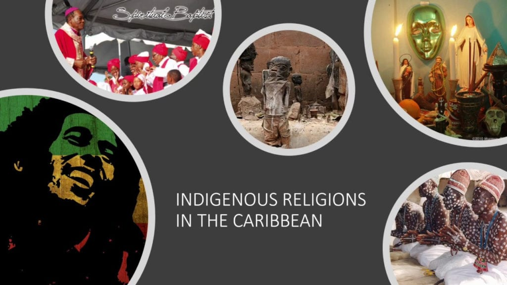 Caribbean Religion and Black People